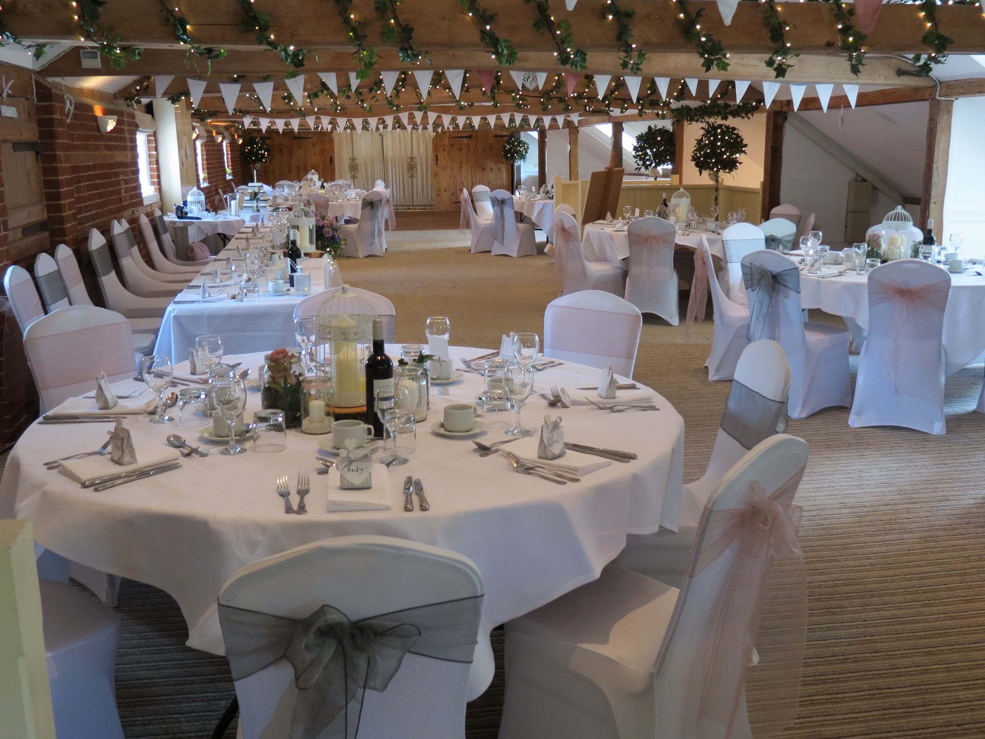 All inclusive wedding package the venue at kersey mill for All inclusive wedding packages